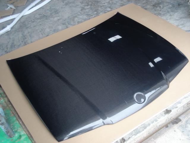 Bmw E36 Carbon Fiber Bonnet